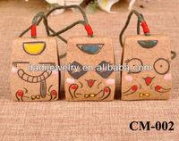 Ceramic Campanula Handmade Pendant Bell Made in China