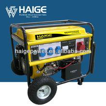 110V 220V gasoline generators 1KW, 2KW, 2.5KW, 5KW, 6KW