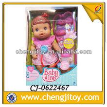 2013 mais popular baby alive bonecas para venda