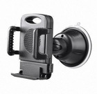Low-profile Universal Windscreen Car Mount for Cellphones GPS and More
