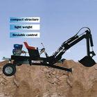 TB-5-1 compact tractor backhoe (light-duty)