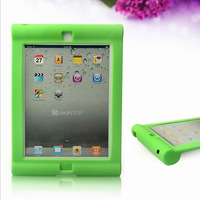 Made in China tablet case silicone soft case for Apple ipad 4