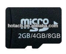 tf card no bone 2/4/8gb shaped cards microcard