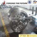 alta precisão forjado de aço da roda