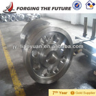 High Precision Forged Steel Wheel