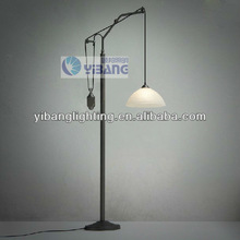 2013 Hot vintage floor standing lamps IF06 white