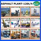 120t/h Henan Asphalt Mixing Equipment