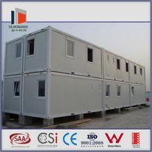 mobile luxury prefabricated hotel