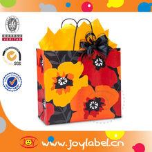 Autumn Design Paper Bag Manufacturer
