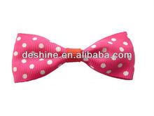 wholesale DIY fashion dot hair bows HD-75