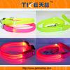 Green Led Pet Collar TZ-PET2110F Glowing Puppy Collar