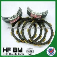 Motorcycle CG125 Clutch Fibre Non-Asbestos, Brake Lining CG125 Motorcycle Parts, Motorcycle Lining Brake for Iran!!!