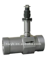 water flow sensor for water/milk/beer batch control
