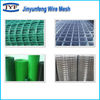 galvanized&pvc coated welded wire mesh/wire mesh panel(factory)