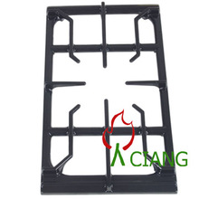 Modern enamel cast iron oven grid,pan support