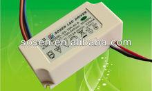 10W LED Driver (SS-10R-40) ce rohs high quality din rail flashlight led driver 10w