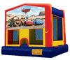PVC cars theme velcro art panel inflatables A2006