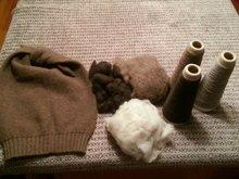 100% Outer Mongolian Yak Wool Yarn