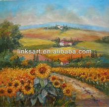 landscape famous oil paintings home decoration
