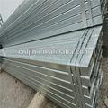Astm a500 gr gr b erw structurelles tube d'acier rectangulaire de petites tailles