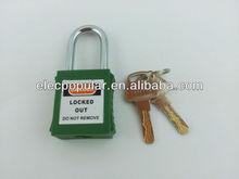 coded padlock
