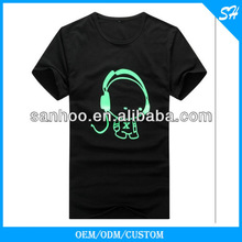 China Clothing Factory Provided T Shirt With Customer'S Logo