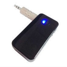 Car Bluetooth Music Receiver Audio Adapter to Car AUX / Stereo Speaker