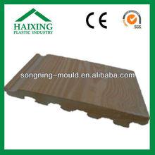 Moisture proof PVC weather board