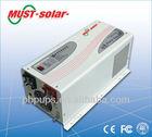 12vdc 220vac power inverter 1500w LED/LCD display dc to ac inverter