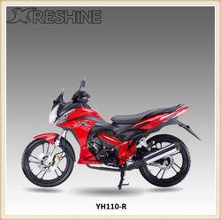 2013 newest model fashionable two wheels 110cc motorbike