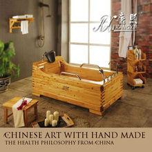 Wooden hot tub,wooden bathtub from china,freestanding bath