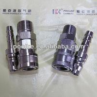 Series 200 ASIA standard Type Pneumatic Nitto Quick Couplings
