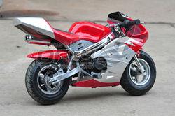 49cc Gas-powered used pocket bike