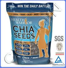 Wholesale aluminum foil bag for packing seeds