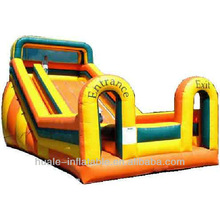 small home slide inflatable park slide