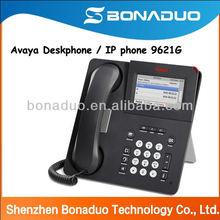 Sim card desk phone,desk phone IP phone with bluetooth for avaya 9621G