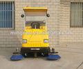 Azulejo de cerámica de máquinas de limpieza, carretera barredora escoba, equipo de ama de llaves