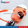 La venta caliente! De enseñanza dental senior simulador dental simple jefe fantasma