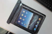 Blue Waterproof Pouch Sleeve Case Protection Skin Bag For Apple iPad Mini Tablet