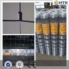 Hebei HTK supplier high security galvanized woven wire