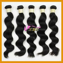 5A high quality virgin hair good looking loose deep wave human hair
