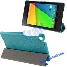 New Arrival Stand Leather Case For Asus Google Nexus 7 II