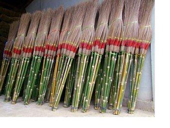 Handmade Coconut Broom