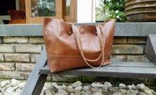 SASA Natural Leather Bags