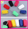 Eco-friendly top quality silicone car key cover for buick vw/land rover/ford/roewe/buick/audi/bmw/benz/cherry/kia