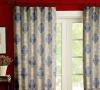 Polyester curtain damask jacquard fabric