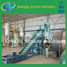 EU&USA Standard of Electric-Heating Waste Tire/Plastic Pyrolysis Machine