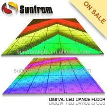 RGB acrylic led dance floor we looking for distributors
