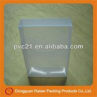 new style shenzhen plastic fruit shape box