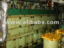 2èmes moteurs et générateurs de propulsion marine de main